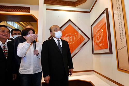 行政院長蘇貞昌慶祝三峽區農會成立120週年