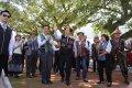 參訪台東南迴小米學堂 副總統賴清德盼發展部落的經濟