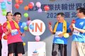 萬人支持反毒路跑 台北市長柯文哲:「落實毒品防制!」