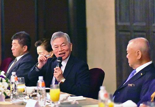 行政院:推動高階製造等四大中心 奠定台灣經濟發展20年榮景