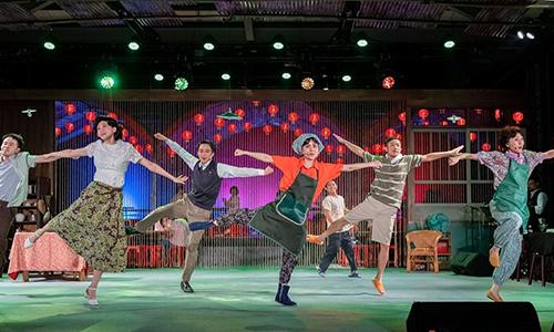 辦桌文化搬上舞台 台味歌舞劇《十二碗菜歌》屏東免費觀賞
