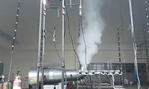 領先國際!內政部新專利可情境造煙 助檢驗防火設計