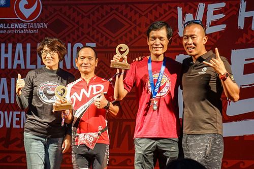 全球最大鐵人三項2020 Challenge Taiwan台東熱烈開賽