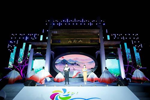 第六屆海絲國際旅遊節嘉賓夜遊閩江