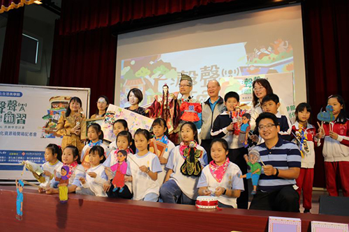 中台灣第一個帶著走的新住民多元文化資源箱開箱!