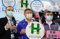 台北市長柯文哲參觀2020台灣醫療科技展