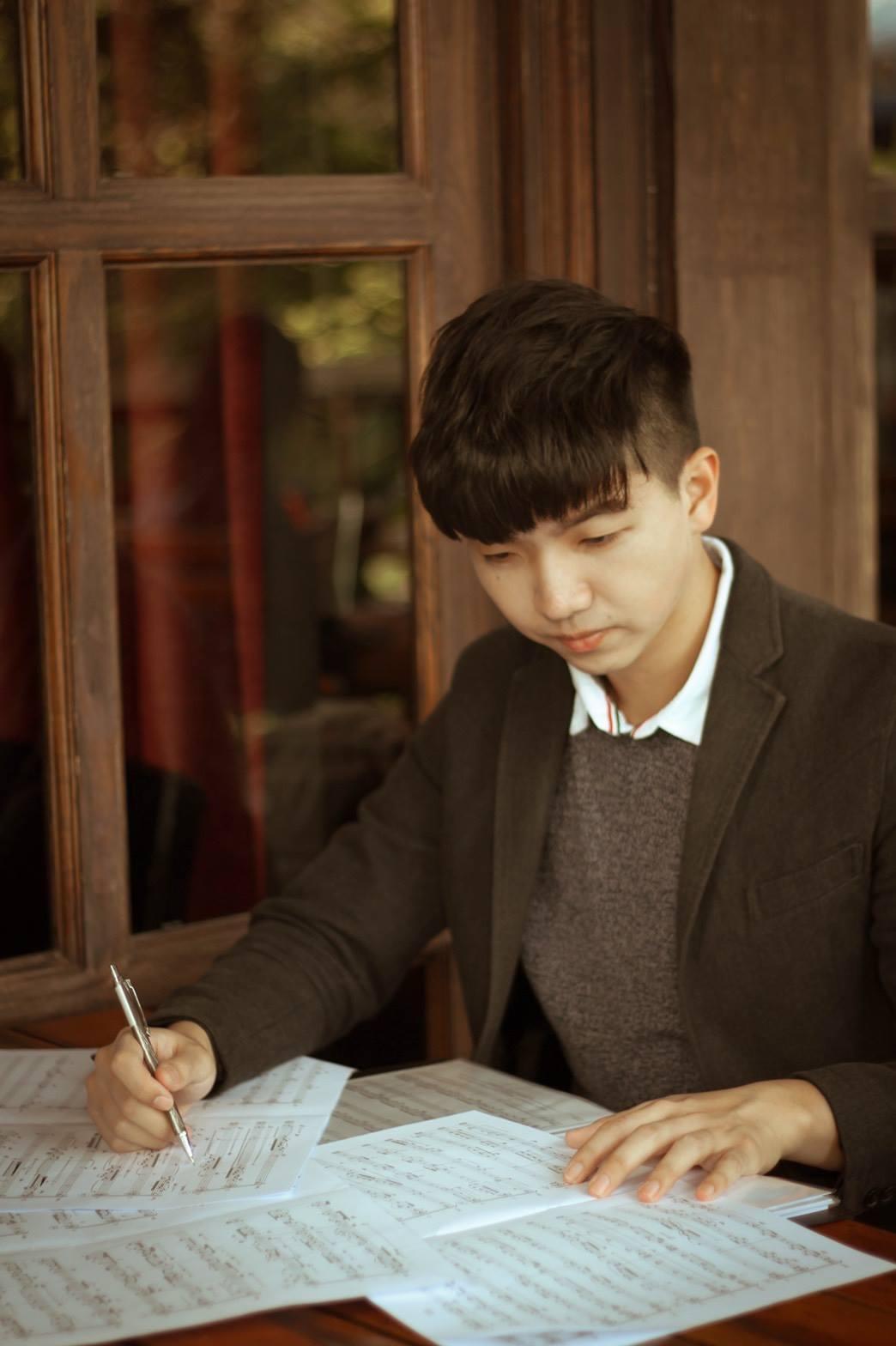 感念24小時救援貓狗照生會  年輕新世代作曲家梁鍾暐,作品相贈成美談