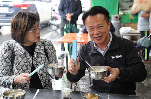 嘉義縣首選新港環保商圈,「食」在好康獎不完