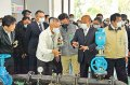 台水員工訓練園區落成 行政院長蘇貞昌期勉隨時代升級