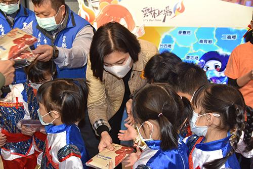 「抗塵防疫 罩福雲林」 雲縣府發送460萬片口罩守護學生健康