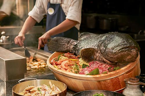 台北喜來登-十二廚自助餐廳
