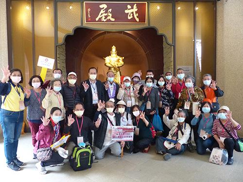 南華大學健康講座廣受迴響 帶領社區民眾展開身心靈之旅