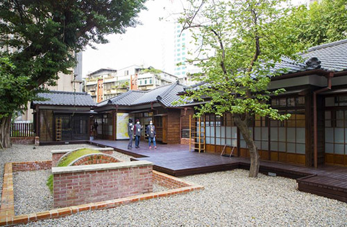 台灣文學基地盛大開幕 台北最大日式宿舍群成為全新藝文園區