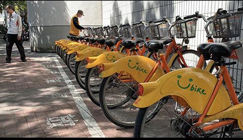 新北公共自行車新標案招標 雙北市民便利性優先