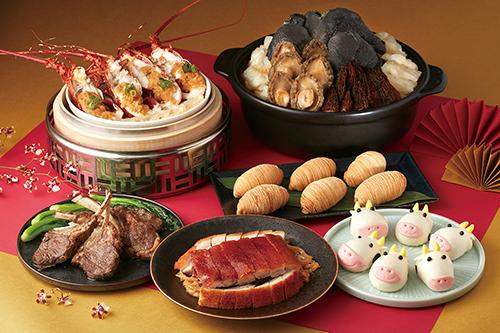 台北喜來登大飯店「你的年菜,我來準備」 星級年菜+安心入住