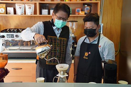 屏東咖啡園區開幕 打造「屏東咖啡P-Coffee」品牌