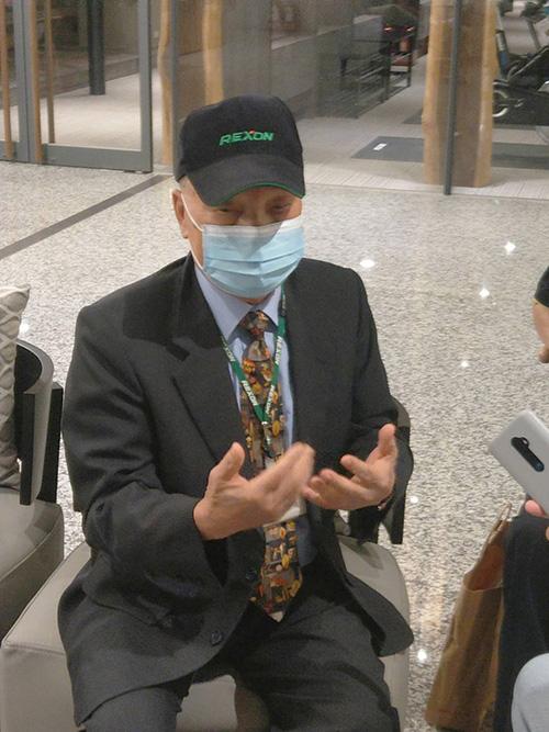 力山董座王坤復仙逝 享年75歲 建立制度化決策管理機制 營運不受影響