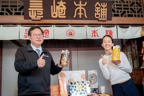 桃園觀光工廠拚疫後振興,金格食品加碼優惠讓民眾玩得安心