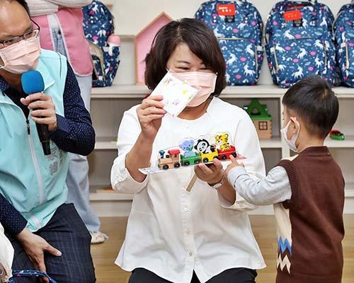 「大公托小家園」完整托育體系讓年輕爸媽幸福安心