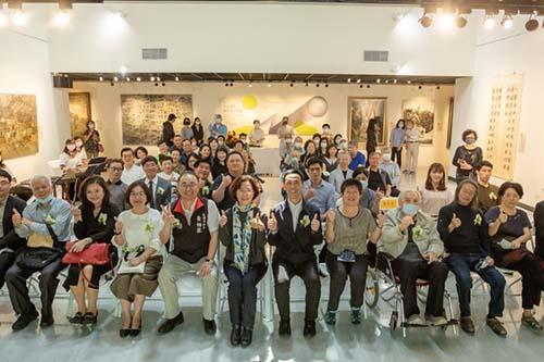 國父紀念館2020中山青年藝術獎巡迴高雄 持續鼓勵青年創作