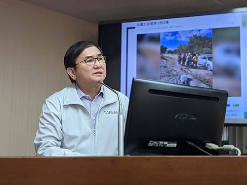 台鐵道班工傷亡事故 劉櫂豪要求交通部檢討改善增設先進設備