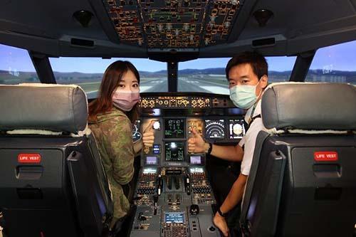 長榮航空五星航空職人體驗營霸氣回歸