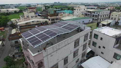 高雄市釋出1,500萬補助 110年太陽光電補助起跑