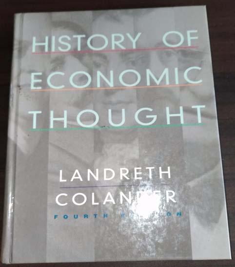 〈溫州街瑣記12〉雙葉書廊的「經濟思想史」贈書