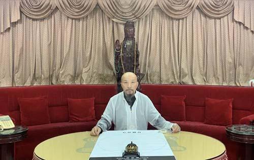 廖湘靈成立「大願基金會」,助人畫佛並設「觀音獎」!