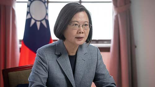 總統蔡英文肯定並期盼生命線持續為台灣社會帶來正能量