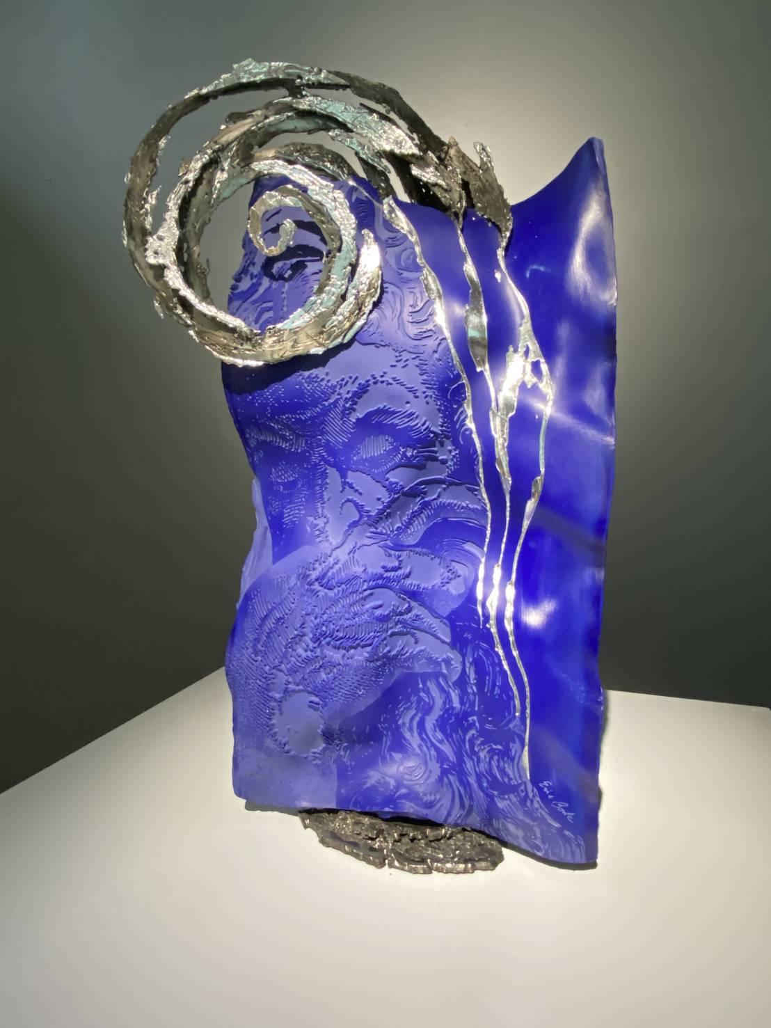 穹頂玻璃光之神---埃里克.邦特 法國玻璃雕塑大師個展
