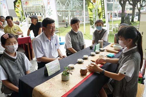 2021世界健康日‧全民喝茶日 頂尖工藝茶器醞釀手感溫度茶韻味