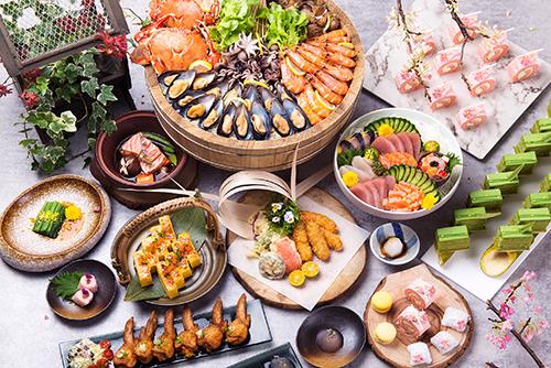 礁溪寒沐酒店 MU TABLE即日起至5/31「春日花見」日本美食節