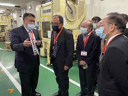 工業局與精機中心、機械公會共同推動TPS,加速企業邁向數位轉型
