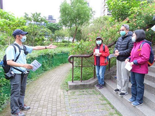 家庭志工到塭仔底溼地公園五感體驗 守護水鳥的家