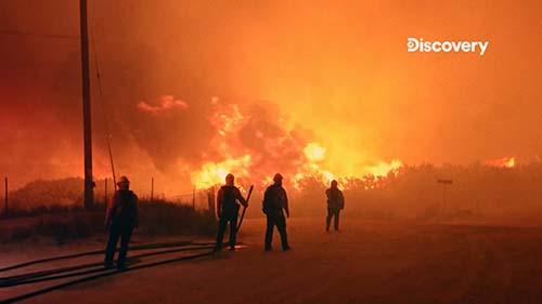 氣候變遷造成加州野火肆虐 《加州野火英雄》直擊野火浩劫最前線