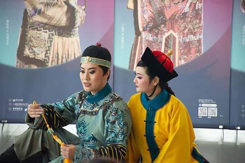 台灣豫劇團年度大戲《慈禧與珍妃》 3主演攜手再現經典