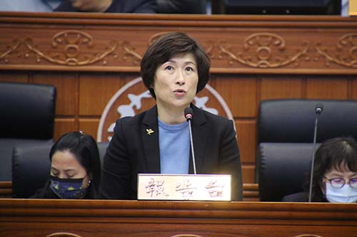 台鐵太魯閣號事故饒慶鈴受邀議會報告 籲請中央重視東部民眾行的安全