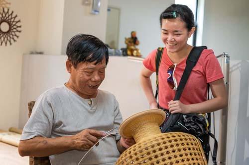 「砌時間」─到台灣文博會來趟傳統工藝的時間之旅
