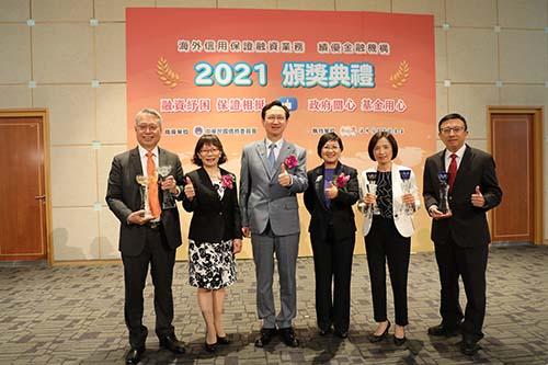 上海銀發展國際金融 奪海外信用保證五大獎