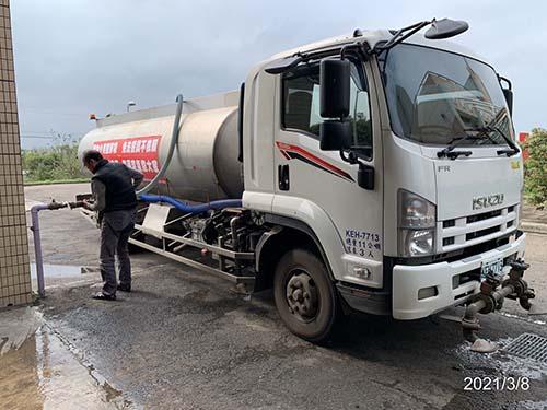 新竹縣提昇回收水供水效能並調高工業用水大戶自主節水率