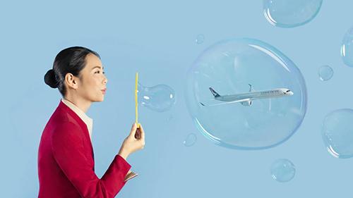 國泰航空整裝待發 運作「航空旅遊氣泡」航班!
