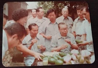 《溫州街瑣記37》蔣經國、楊寶發與柳營酪農區