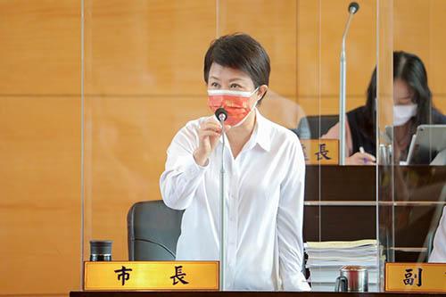 台中市拒萊豬  市長盧秀燕:持續稽查公布 捍衛市民健康