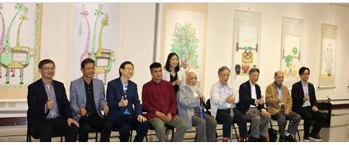 夢陽先生 中正紀念堂首展即日起至5月9日