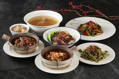 台北寒舍艾美酒店推出寒舍食譜「府上米其林2.0」外帶四人餐