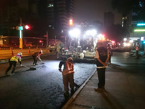 最艱難道路燙平!中市府將修復台灣大道機慢車道