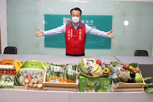 自煮防疫!嘉義縣力推宅配蔬果箱 新鮮上桌、安心上菜