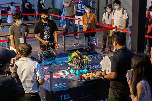 熱烈報名中!2021東京威力科創機器人大賽 突破自我