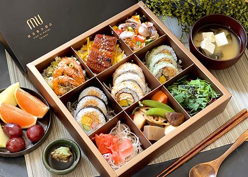 礁溪寒沐酒店 推出限定日式雙人分享餐盒499元起